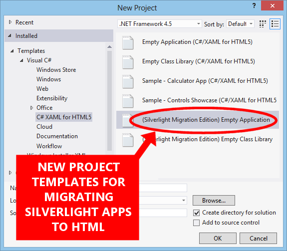 2016.11.21 - Silverlight Migration Edition project templates - new.png